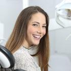 imagen mulher sorrindo